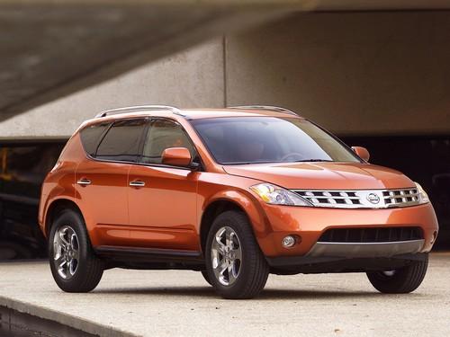 Scheda Tecnica Nissan Murano Crossover Fuoristrada 3 5